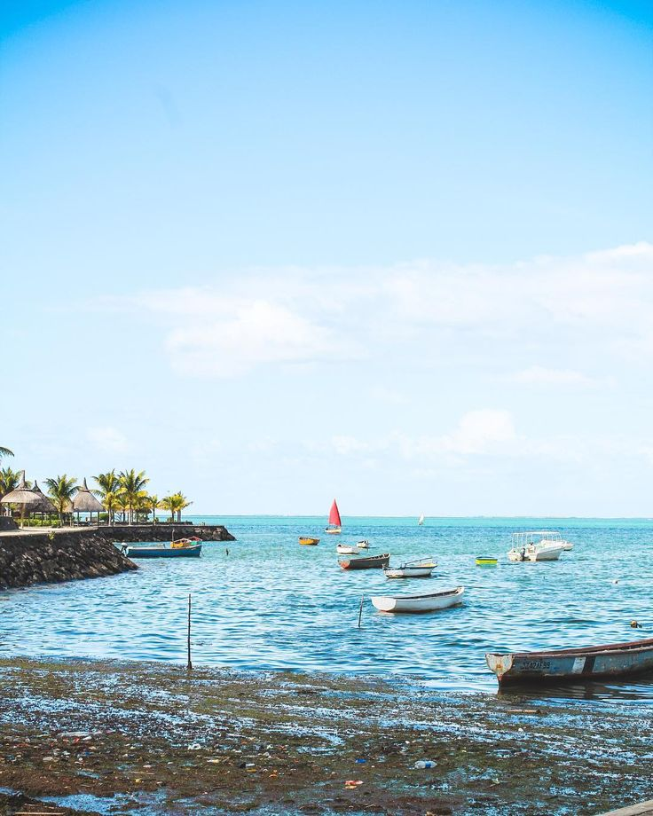 'Out there beyond the sea'  #mauritius #neverstopexploring #travelling