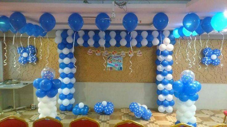 Pin by Samantha Susan on Balloon Decoration Birthday