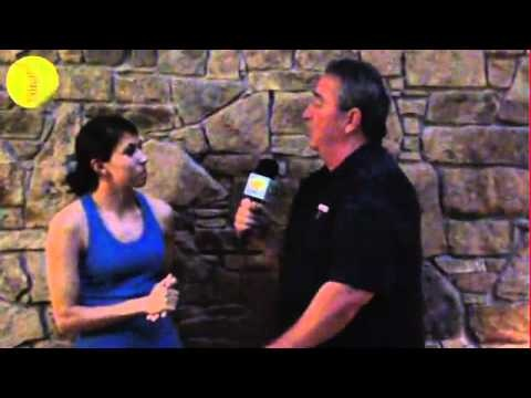 The Andrea Duran Interview - Fastpitch Softball TV Show Episode 124. While I was in Oklahoma City for The 2010 WCWS I ran into Former Softball Olympian Andrea Duran. Here is an interview with her.    Visit the Fastpitch TV Show's website at http://Fastpitch.TV