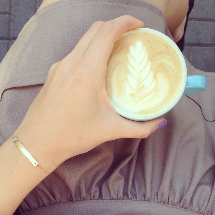 Minty dot ♥ coffee