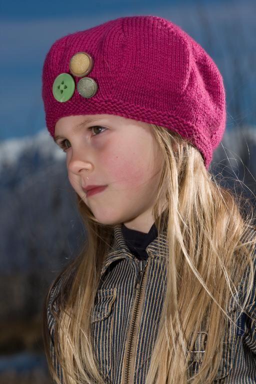 54c5dfdd 15 Knit Beret Hat Patterns - The Funky Stitch