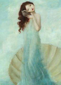 Stephen Mackey.  Reminds me of my younger sister, who loves seashells.