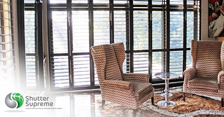 Our Shutters deliver a timeless beauty that will never go out of style complementing classic and modern décors. Transform the look of your space, add personality and express your style aesthetic with our Shutter Supreme products.
