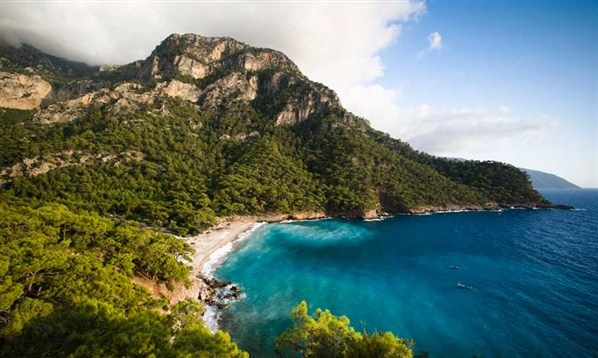Oludeniz, Turkey....looks beautiful