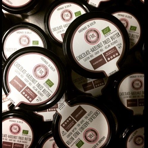Can't get enough of #paleo #chocolate #hazelnut spread!!!  #ooopsie #sorrynotsorry #yummy #paleotreats #healthy #real #food #ingredients #energy #power #vegan #bio #organic #eat #fitness #crossfit #berlin #paleolifestyle #paleodiet #nutella #nomnom #freshmylife #fml #eatwithoutregrets