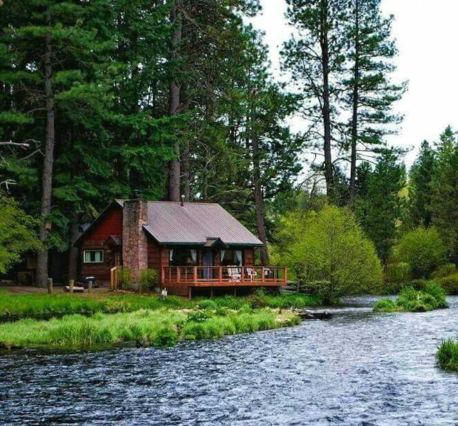 Rustic Luxury Lake Homes: 25+ Best Ideas About Secluded Cabin On Pinterest