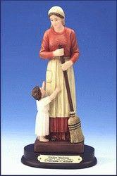 """8"""" Florentine - Kitchen Madonna Statue  $48.95"""