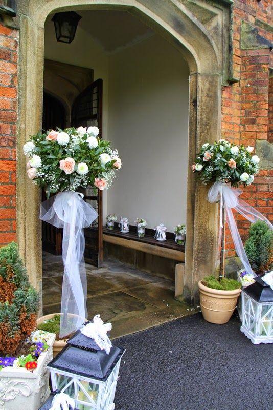 Church Door Wedding Decorations Wedding Wednesday Going To The