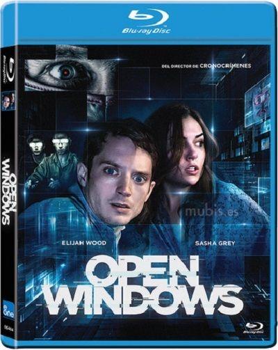 Açık Pencereler  - Open Windows  2014 720p  Bluray x264 Türkçe Dublaj