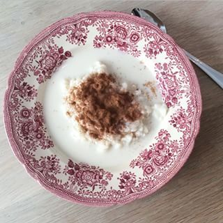 Rice porridge with cinnamon | 52 Delicious Swedish Meals You Need To Try Before You Die