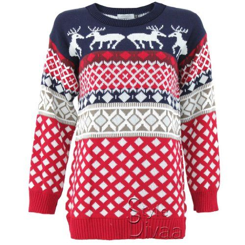 Best 25+ Ladies xmas jumpers ideas on Pinterest | Ladies christmas ...