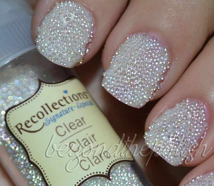 Caviar Nails: 25+ Beautiful Caviar Nails Ideas On Pinterest