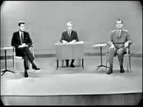 52 years ago today marked the first televised presidential debate. Vice President Richard Nixon sparred with Senator John F. Kennedy.   http://www.ldcfitzgerald.com/first-televised-presidential-debate-kennedy-nixon-sept-26-1960/