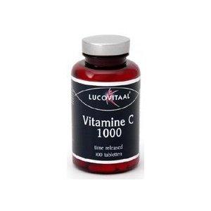 Vitamin C 1000mg Time Released - Das Wundervitamin in Höchstdosierung. Besser als nur Ascorbinsäure (100 Tabletten): Amazon.de: Lebensmittel & Getränke