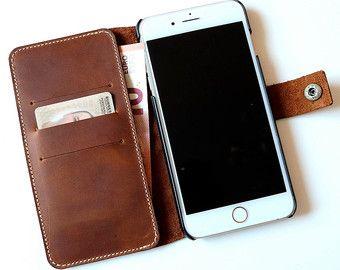 iPhone Leather Case iPhone 7 Leather Case iPhone 6 by Odorizzi