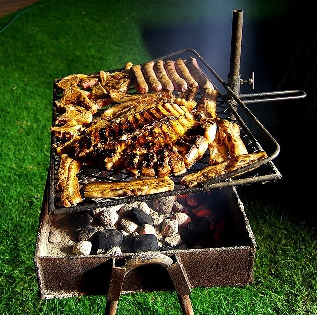 National `Braai day` in South Africa.