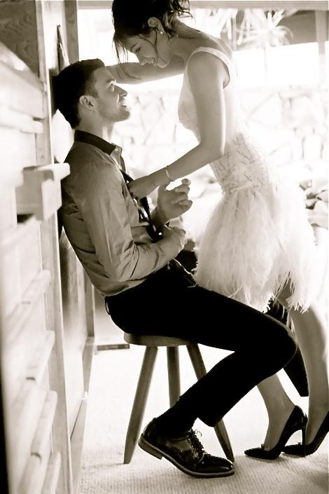 Justin Timberlake and Jessica Biel. Never been sure I like her with him $24.99 rayban sunglasses http://www.okglassesvips.com