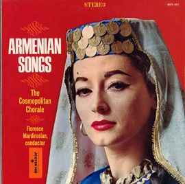Armenian Songs by The Cosmopolitan Chorale
