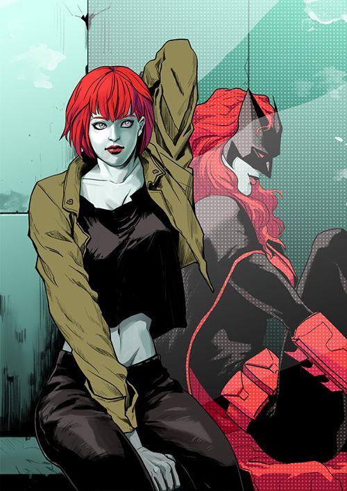 batwoman by Maxbbs http://maxbbs.deviantart.com/art/batwoman-462712132