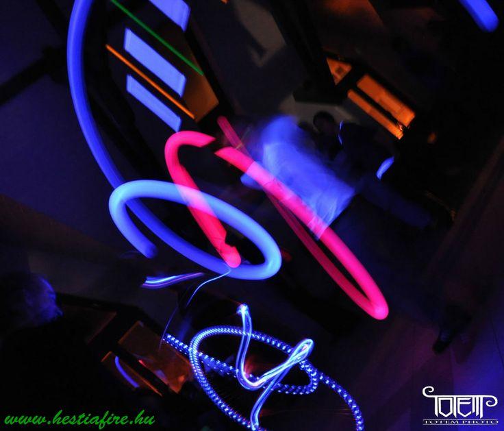 Led Light show - Led juggling