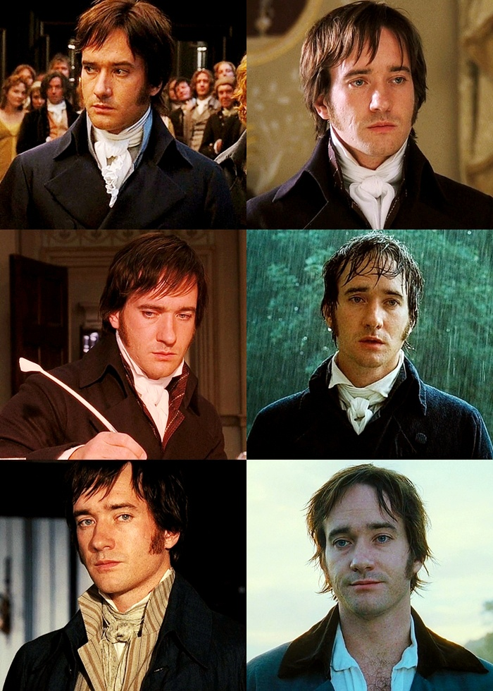 """""""what have you done to poor Mr. Darcy?"""""""