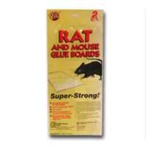 Pic GRT-2F Rat/Mouse Glue Traps, Gardening