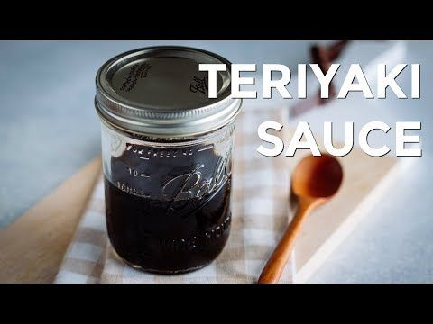 Teriyaki Sauce 照り焼きのたれ • Just One Cookbook