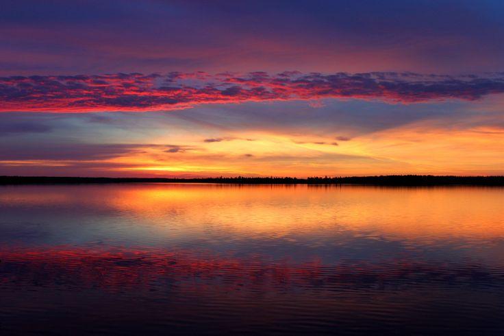 """""""Northern horizon."""" Photo by Andy Derlein."""