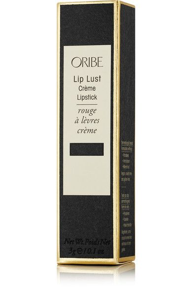Oribe - Lip Lust Crème Lipstick - The Nude - Beige - one size