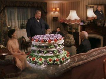 Dursley Pudding Cake