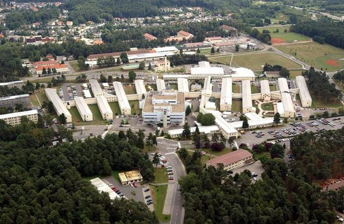 Lanstuhl Regonal Medical Center - Landstuhl Regional Medical Center - Wikipedia, the free encyclopedia