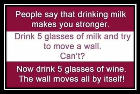 Image result for people say that drinking milk is