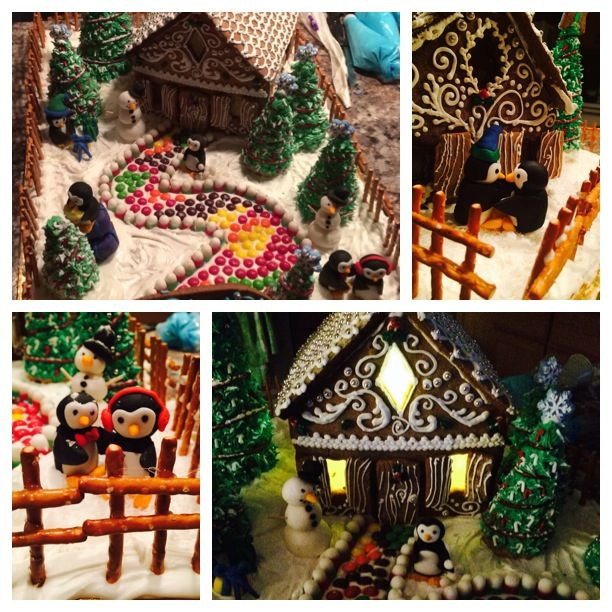 Merry Christmas! #gingerbreadhouse