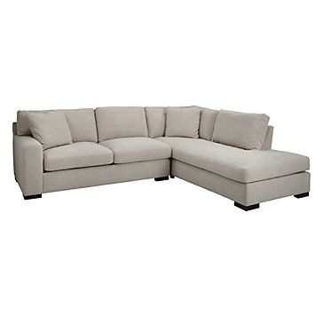 Cameron Sectional 2pc Sectionals Living Room
