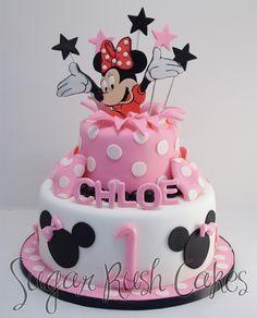 Gâteau Minnie Mouse                                                       …