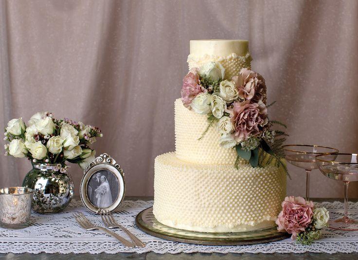 De mooiste bruidstaarten van Magnolia Bakery -
