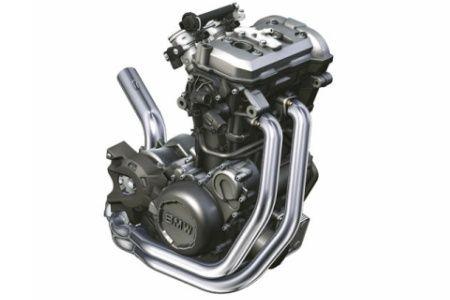 BMW F800GS Motor