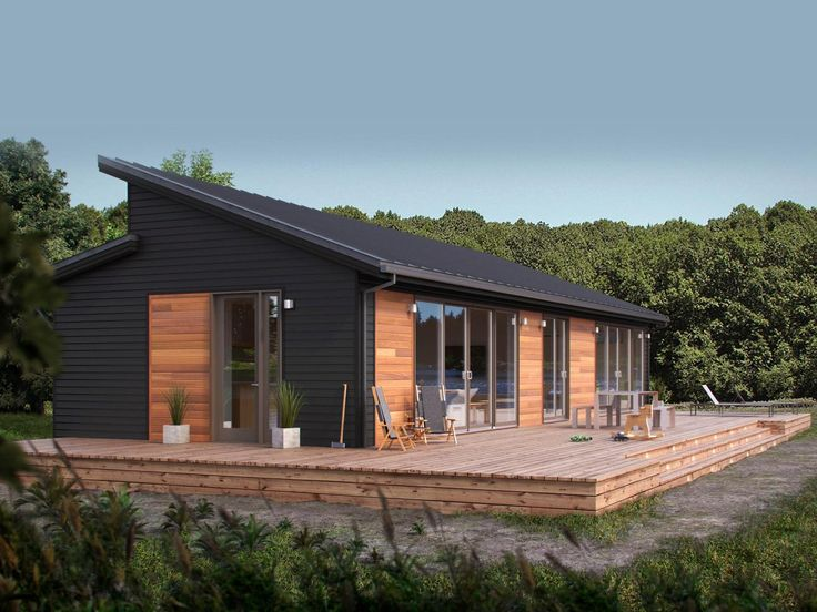 Bluhomes Modular housing - the Element