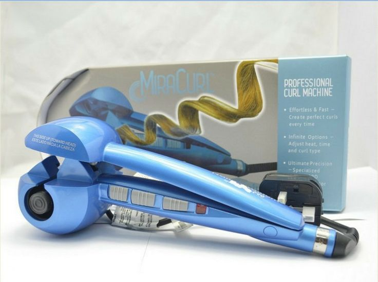 Perfect Curl Automatic Hair Curler Heat Styling Tools