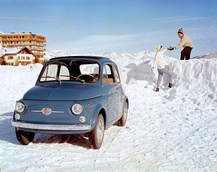 Fiat 500 F - 1965