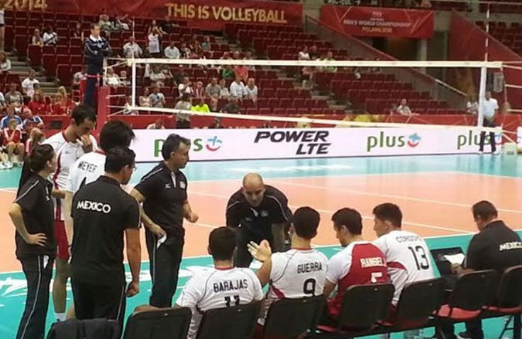 México gana en Mundial de Voleibol en Polonia - http://notimundo.com.mx/deportes/mexico-gana-en-mundial-de-voleibol-en-polonia/14685