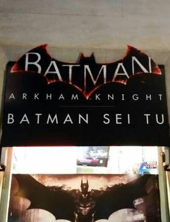 BATMAN – ARKHAM KNIGHT: REPORT DELLA PRESENTAZIONE AL GAMESTOP http://c4comic.it/2015/06/26/batman-arkham-knight-report-della-presentazione-al-gamestop/