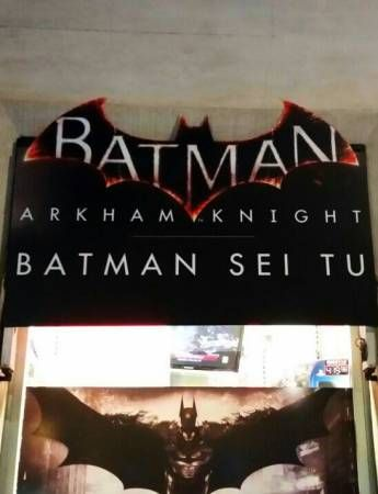 BATMAN – ARKHAM KNIGHT: REPORT DELLA PRESENTAZIONE AL GAMESTOP http://c4comic.it/2015/06/26/batman-arkham-knight-report-della-presentazione-al-gamestop/
