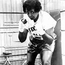 Tonawanda was born as Jackie Garrett on September 4, 1933 in Suffolk County, New York. Tonawanda successfully sued the New York State Athletic Commission for a boxing license.