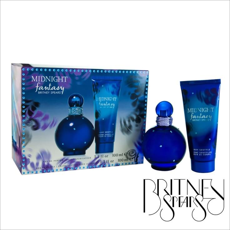 Britney ha lanzado la cuarta fragancia Midnight Fantasy. El perfume fue creado por Caroline Sabas en el año 2006. Ahora, en la botella de color azul oscuro, cristales Swarowsky parecen verdaderas estrellas. Noche de flores y frutas exóticas la hacen misteriosa y atractiva, como frutos prohibidos. En las notas superiores no son exóticas Framboise, el cerezo negro y ciruela. El corazón cuenta con un diálogo armonioso de la noche de orquídeas, freesia y el iris. Ámbar, almizcle y vainilla .