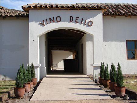 Vino Bello Restaurant.. front of restaurant. #Colchagua