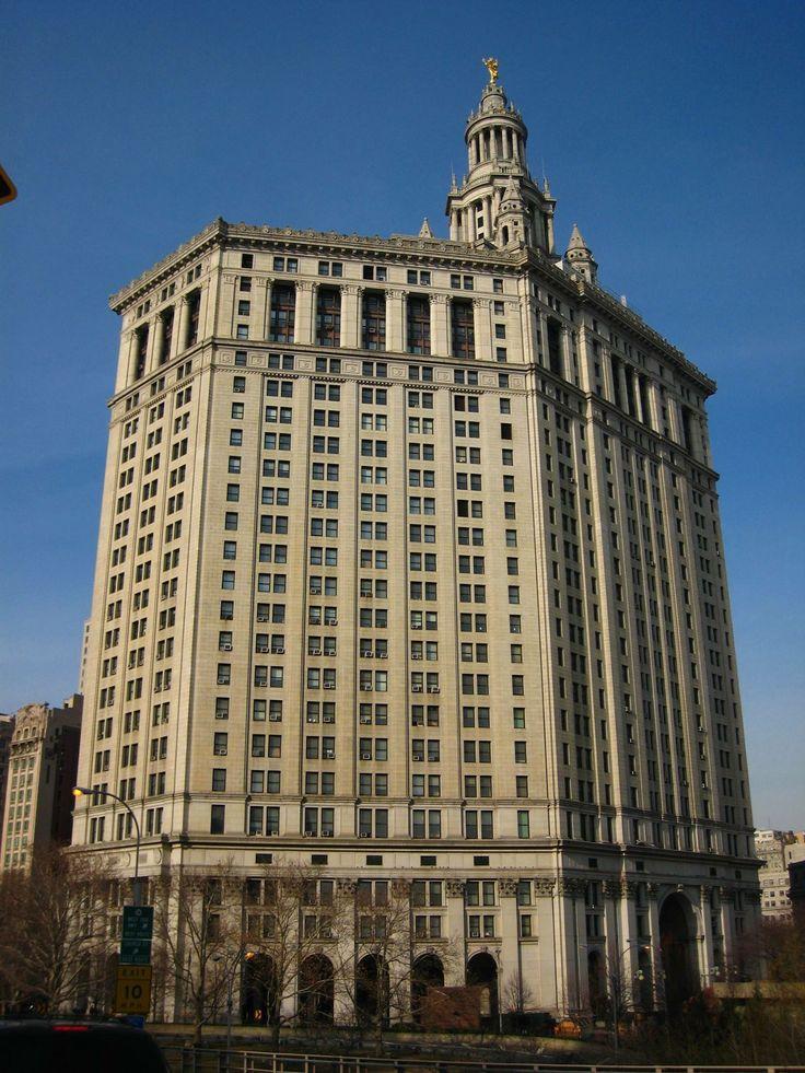 Manhattan Municipal Building: 17 Best Images About Manhattan Municipal Building On