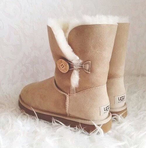 i didnt get UGGS but i got another brand that looks alot like these: Bjorndal for half the price of these!
