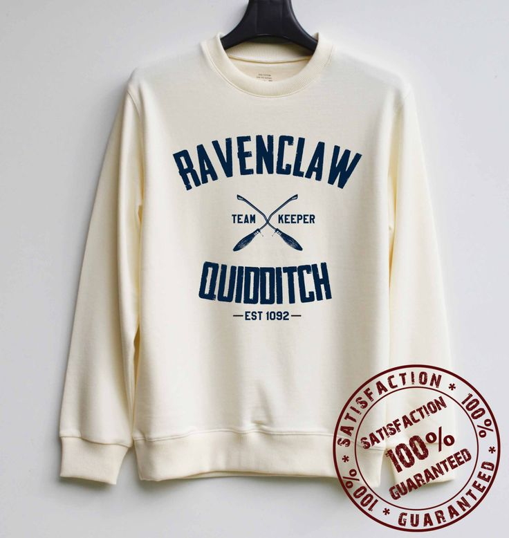 Ravenclaw Quidditch Sweater ($30) | 26 Harry Potter Gifts That Will Cast a Spell Over Every Fangirl on Earth | POPSUGAR Tech
