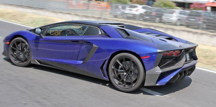 Lamborghini Aventador SV Roadster confirmed for Pebble Beach